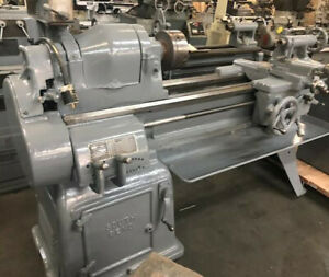 14 1 2 South Bend Lathe Toolroom Used