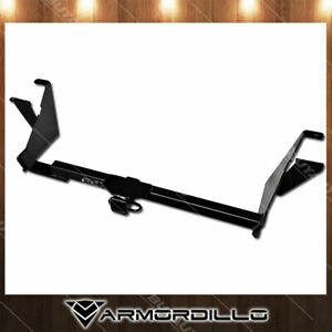 For 2004 2007 Dodge Caravan Class 3 Black 2 Trailer Hitch Tow Hitch 2 Inch
