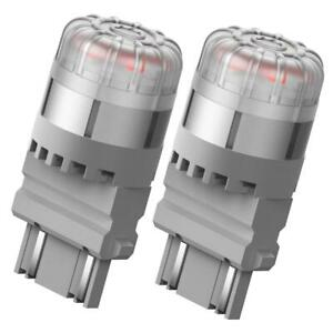 Auxito 3157 Led Brake Stop Tail Light Bulbs Lamps 3057 3357 4057 4157 Pure Red