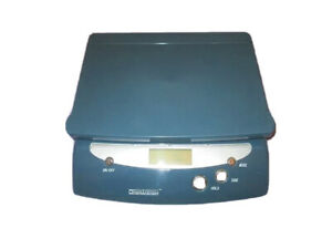 Blue Digiweigh 40lbs Digital Shipping Postal Scale 40 Lb Xp Series