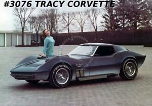 1968 1982 Corvette Mako Shark Body Kit Front Rear Fiberglass