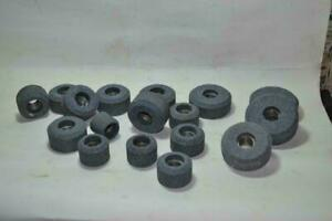 Brand New Valve Seat Grinding Stones Set Of 20 Pcs For Sioux 11 16thread