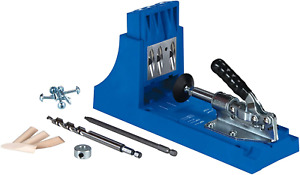 Pocket Holejig System Large Clamping Recess To Secure Your Jig