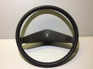 Vw Mk1 Golf Audi 80 Wolfsburg Steering Wheel Genuine Oem Two Spoke