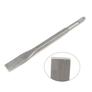New Sds plus Tile Chisel Floor Wall Removing 220mm X 19mm Flat Chisel 12mm Shank