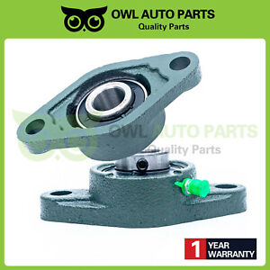 Pack Of 2 Ucfl204 12 Solid Pillow Block Flange Mounted Bearing 3 4 Bore 2 Bolt