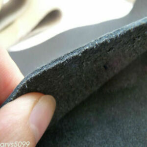 Carbon Fiber suede Leather Steering Wheel Hand Sewing Wrap Cover For Ford Fusion