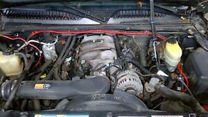 02 07 Chevy gmc 8 1l 496 V8 Big Block Engine Swap dropout Video Tested 148k
