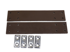New 1928 32 Ford Open Car Roadster Phaeton Door Check Straps Pair A 702828 S