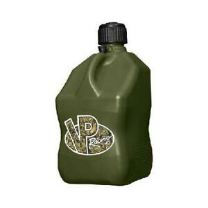 Motorsport Fuel Container Camo 5 gallons