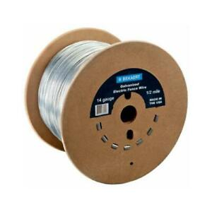 14 gauge Electric Fence Wire 1320 ft