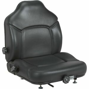 Michigan Seat Skid Steer And Forklift Seat W variable Suspension 520012680