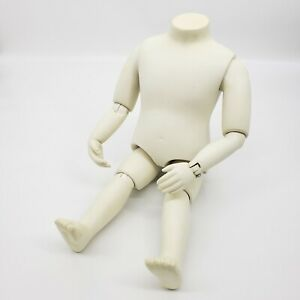 Fusion Specialties Gap Baby Child Toddler Mannequin Manikin Articulated Limbs