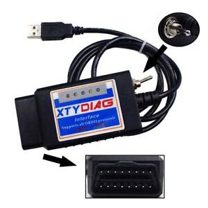 Elmconfig Forscan Obd2 Usb Adapter Ford Diagnostic Elm327 Ms Can Hs Can Switch