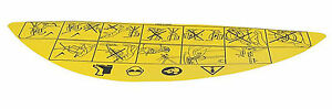 Top Handle Cover Warning Safety Decal Sticker Fits Belle Cement Mixer