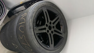 Shelby Mustang Gt500 Racing Rims And Tires Hankook 275 35zr18
