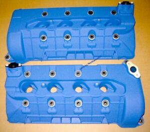 2005 2006 Ford Gt Gt40 Supercar Oem Factory Valve Covers 05 06 Ford Vs Ferrari