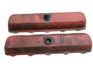 Oldsmobile Olds 350 455 Valve Covers Factory Oem