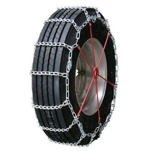 Highway Service Single 295 50 20 Truck Tire Chains