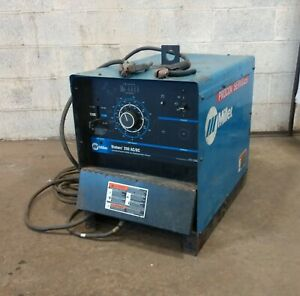 Miller Dialarc 250 Ac dc Welder Power Source Ybm 12397