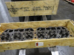 Caterpillar 20r 0520 Cylinder Head Used Core Casting Number 105 3797