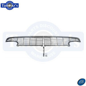 1956 Ford Fairlane Grille Grill Kit 3 Pieces With Hardware Dynacorn