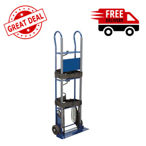 600lb Industrial Moving Appliance Dolly Hand Truck Cart Heavy Duty Stair Climber