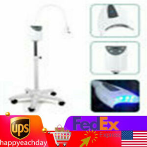 Dental Mobile Oral Led Light Lamp Teeth Whitening Bleaching Accelerator Machine