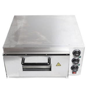 2000w Commercial Electric Pizza Baking Oven Bread Pizza Oven Stainless Steel Usa