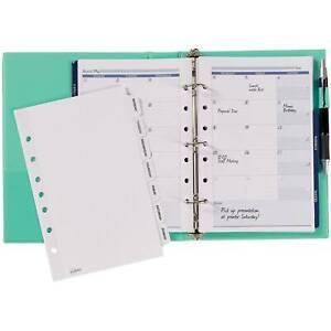 Avery Durable Mini Size Non view Fashion Binder With Round Rings 3 Rings 1 Ca