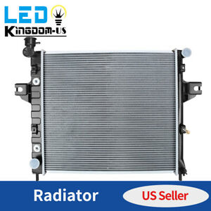 Radiator For 1999 2004 Jeep Fits Grand Cherokee Laredo Limited 4 0l L6 2262