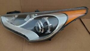2012 2017 Hyundai Veloster Headlight Led Proyector Left Driver Side