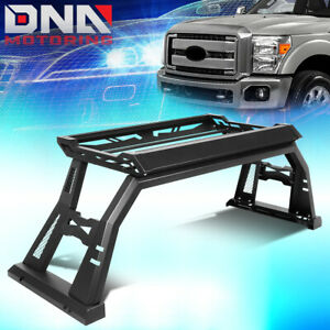 For 1999 2020 F 250 F 350 Super Duty Truck Bed Rack Roll Bar Luggage Carrier Box
