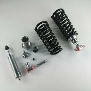 Gm S 10 A F X G Body Adjustable Front Coilover Shocks Sbc Small Block Ls Springs
