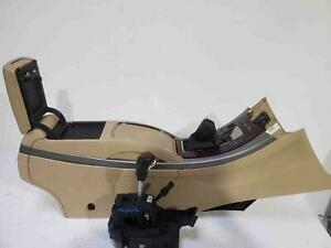 2010 Buick Lacrosse Cxl Center Console W Wood Trim Shifter Opt Btm Oem Used