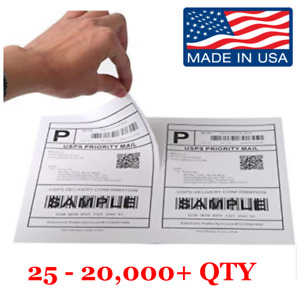 Shipping Labels For Inkjet And Laser Jet Printers Free Shipping Today