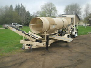 Gold Claimer Pioneer 50 Trommel And Hopper Process 35 To 50 Yards Per Hour