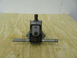 Ridgid 975 Pipe Roll Groover 2 6