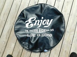 Life Is Good Spare Tire Cover New With Tags Jeep Fifth Wheel Cover 29