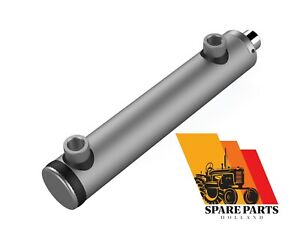 Hydraulic Cylinder Double Acting Cylinder 3 8 Ports