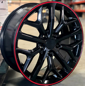 18 Wheels Gloss Black Fit Honda Accord Civic Prelude Crv 5x114 3 Si Style Rims