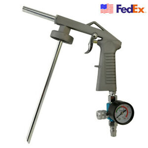Car Chassis Armor Special Jet Rifle Spray Gun Varnish Air Pipe Regulator Gauge