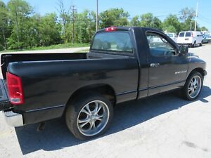 2003 2009 Dodge Ram 1500 2500 3500 Short Bed Black No Rust Bed Only