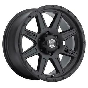 Mickey Thompson Matte Black Deegan 38 Pro 2 Wheel 90000024716