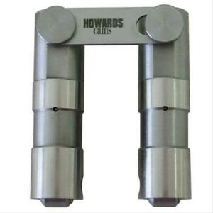 Howards Cams Street Series Retrofit Hydraulic Roller Lifters Chevy Sbc Pair