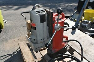 Milwaukee 4203 Electromagnetic Drill Press 4262 1