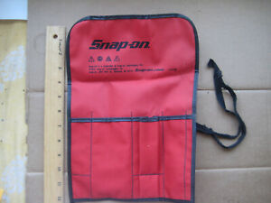 Snap On Tools C0410b Empty Canvas Kit Bag For Battery Service Kit