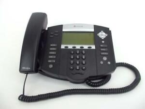 Polycom Soundpoint Ip 550 Sip Business Office Telephone