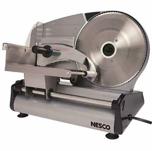 Electric Meat Slicer Deli Cheese Food Cutter Kitchen Home Tool
