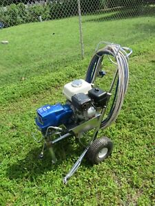 Graco Gmax Ii 3900 Gas Airless Paint Sprayer W Gun Hose local Pickup Only